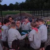 Klein kamp 2018